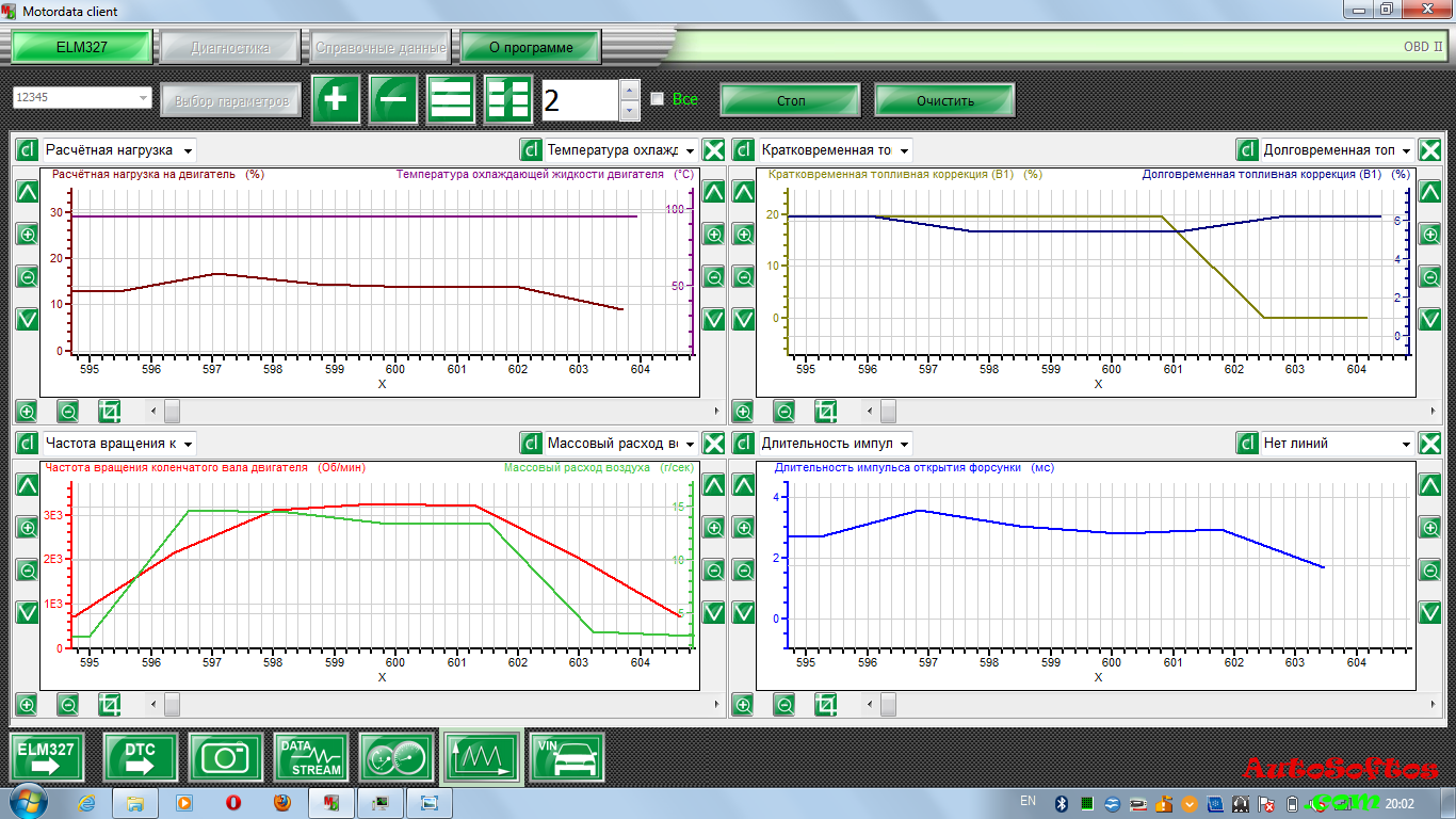 программа для диагностики автомобиля ваз через elm327