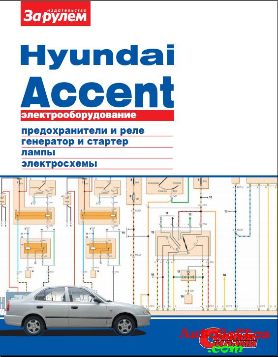 Электрооборудование HYUNDAI
