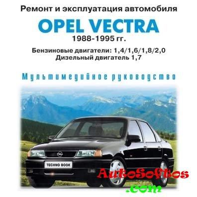 Opel Vectra A 1995 Руководство По Ремонту - фото 9