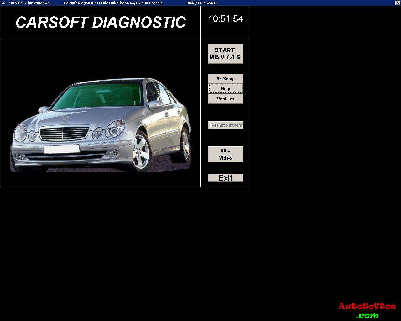 программа на ноутбук для диагностики авто