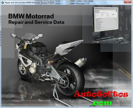 REPAIR AND SERVICE DATA BMW MOTORRAD (RSD) торрент Скачать