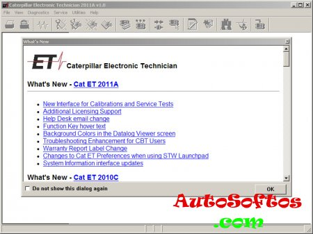 Caterpillar Electronic Technician 2010A-2011A торрент Скачать