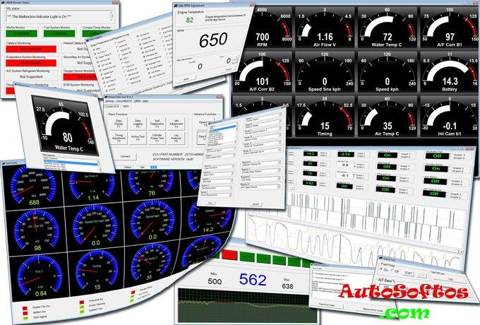 Программа диагностики автомобилей для windows 7