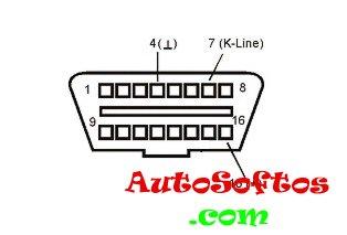 Адаптер K-LINE своими руками из USB дата-кабеля от телефона