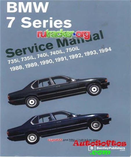 r bentley bmw 7 series e32 1988 1994 1999 pdf djvu. Black Bedroom Furniture Sets. Home Design Ideas
