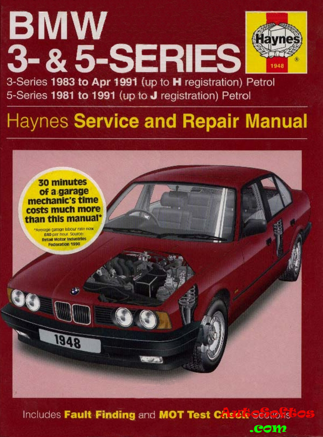 bmw 3 5 series service and repair manual haynes 1997. Black Bedroom Furniture Sets. Home Design Ideas
