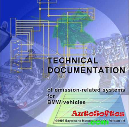BMW ELECTRICAL TROUBLESHOOTING MANUAL&TECHNICAL DOCUMENTATION of emission-related system Скачать