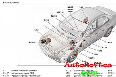 Mercedes: Программы самообучения (SSP) [PDF] Скачать