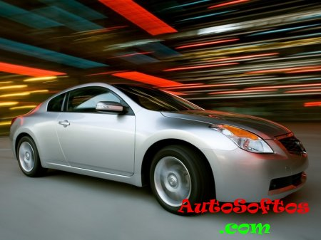 Nissan Altima Service manual (1993-2009) г.в. [2009, PDF] Скачать