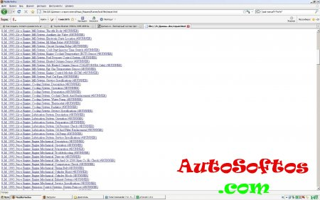 Toyota 4Runner 1990 to 1995 OEM Repair and Wiring Manuals.SIL Скачать