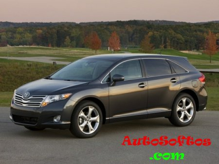 2009-2011 TOYOTA VENZA - ELECTRONIC SERVICE MANUAL Скачать