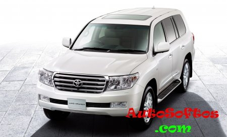 Toyota Motor Corporation LAND CRUISER / GRJ200'UZJ200'VDJ200 EWD Скачать