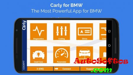 Carly for BMW Pro 27.10 Скачать