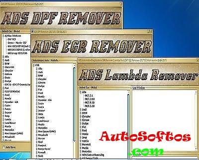 DPF/EGR/Lambda Remover 5 2017 Скачать » AutoSoftos com