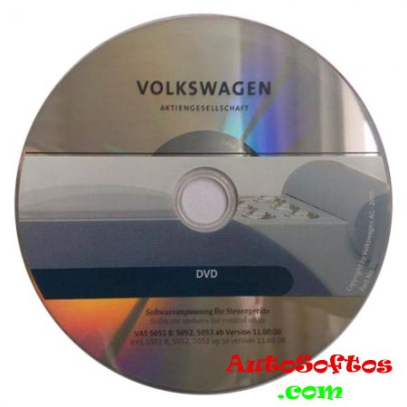 Volkswagen Flashdaten (flash disc) [03.05.2018] Скачать