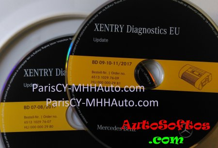 XENTRY DIAGNOSTIC PASSTHRU [2018/05] Скачать